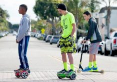 Is it Illegal to Ride a Hoverboard in Public in California?