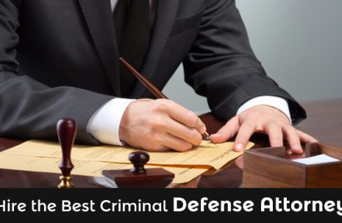 How to Find the Best Criminal Defence Attorney