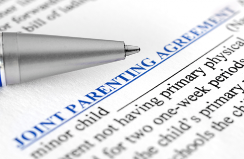 Order Approving Parenting Agreement
