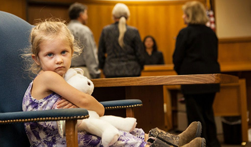 Child custody and related laws